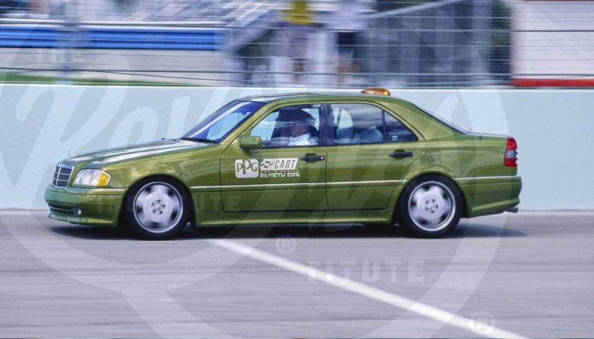 Homestead Miami 1997 AMG C36 CART Safety Car