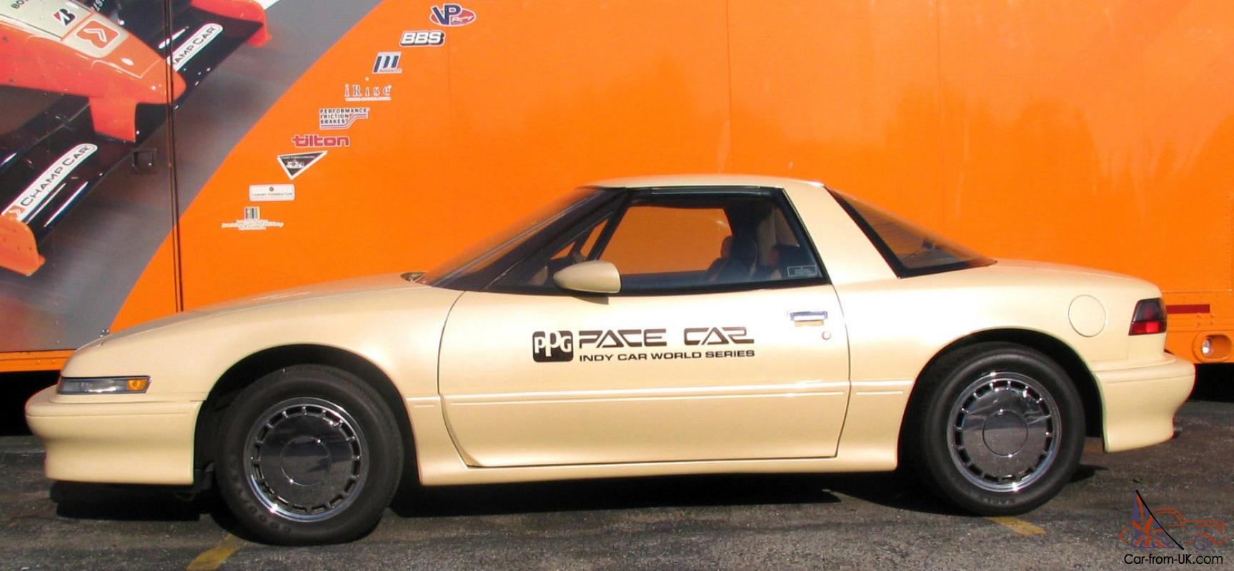 Racing Fuel Cell >> Buick Reatta – 1988 PPG Pace Car – PPG Pace Cars