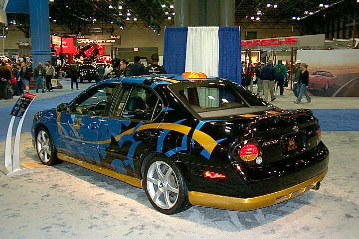 Nissan Maxima  U2013 2000 Ppg Pace Car  U2013 Ppg Pace Cars