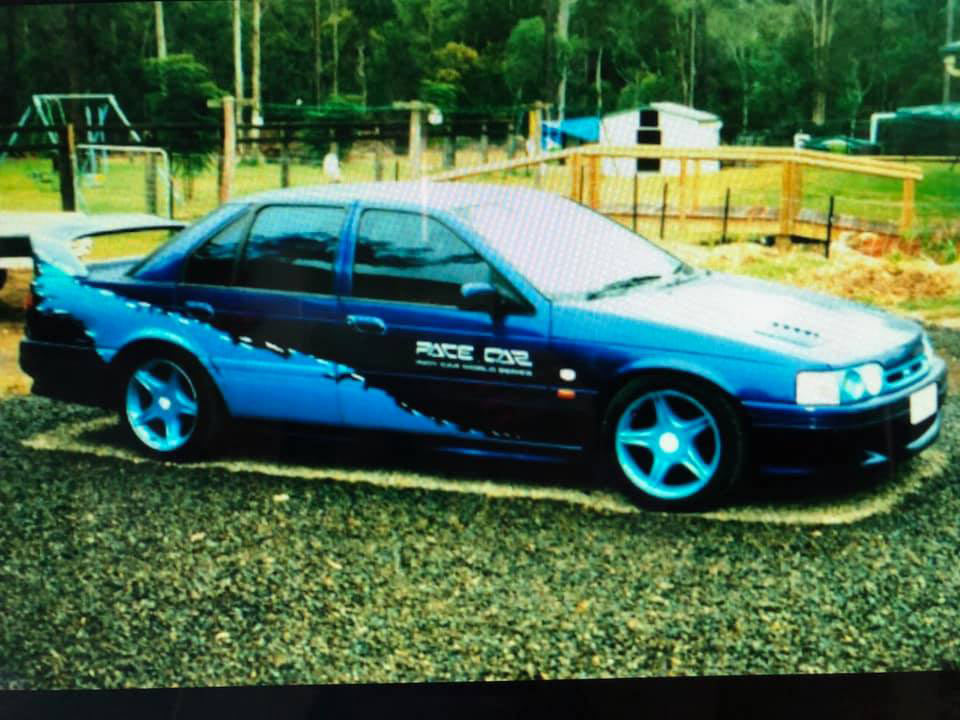 Ford Falcon - 1994 PPG Pace Car