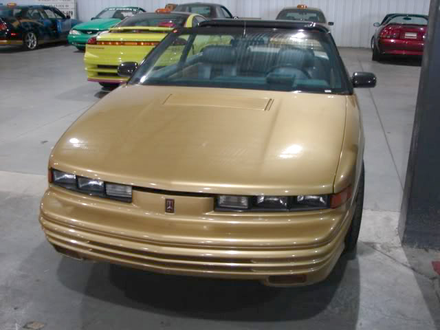 Oldsmobile Cutlass Gold Ppg Pace Car