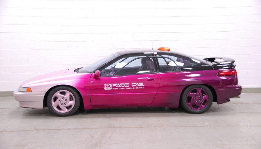 Subaru SVX PPG Pace Car