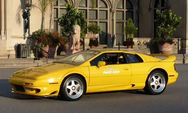 lotus esprit 1997 ppg pace car