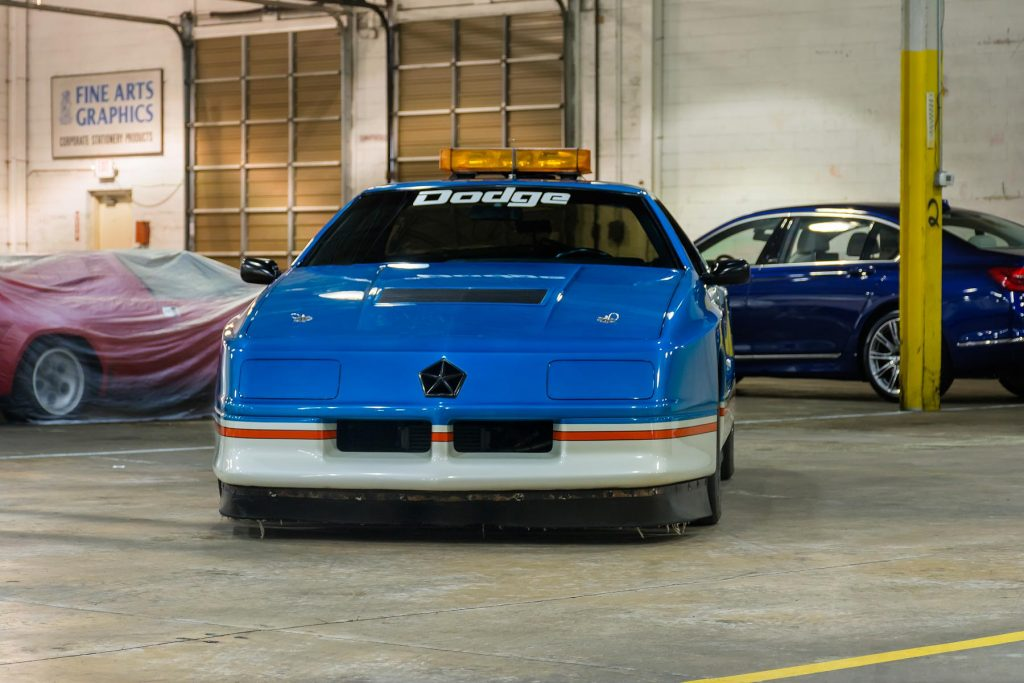 Dodge Daytona Turbo Z PPG Pace Car