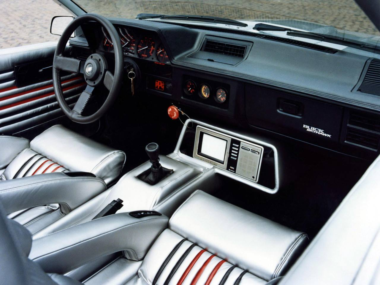 Buick Skyhawk Turbo - 1982 PPG Pace Car
