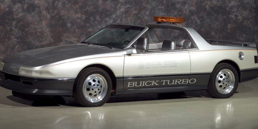 Buick Skyhawk Turbo 1983 PPG pace car