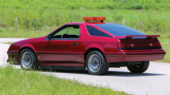 Dodge Daytona 1984 PPG Pace Car