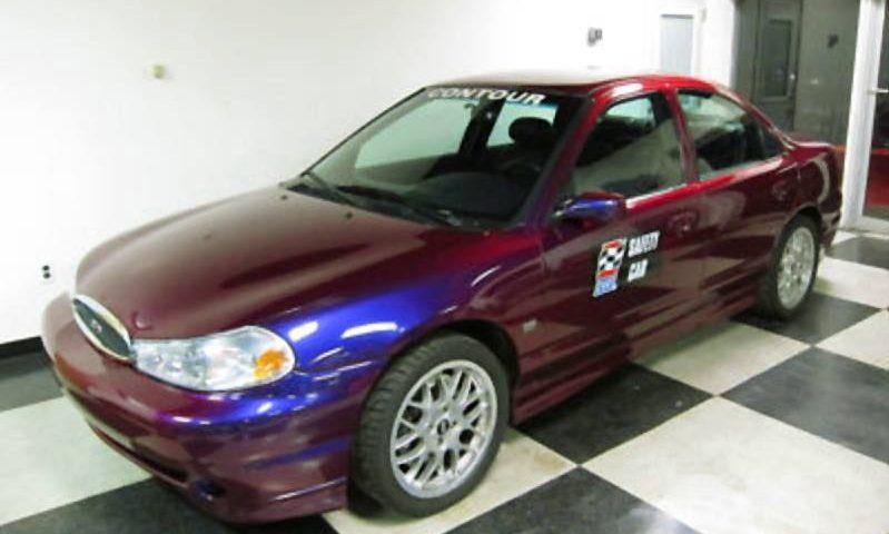 Ford Contour SVT Purple 1998 PPG Pace Car