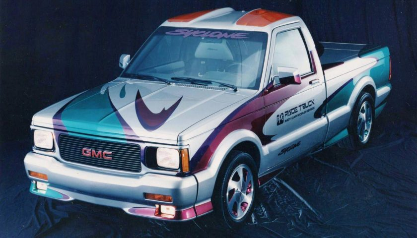 GMC Cyclone 1991 PPG Pace Truck