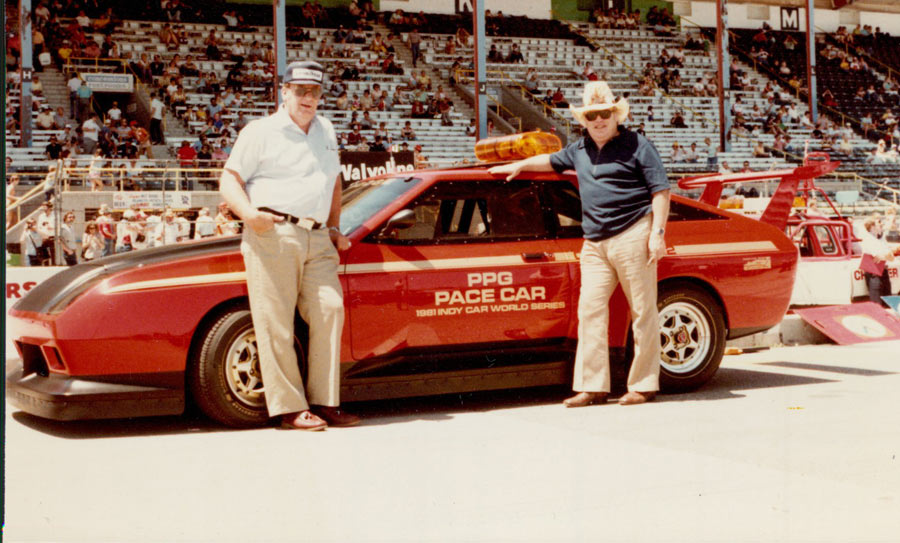 Dodge Omni 024 Charger 2.2 1981 PPG Pace Car