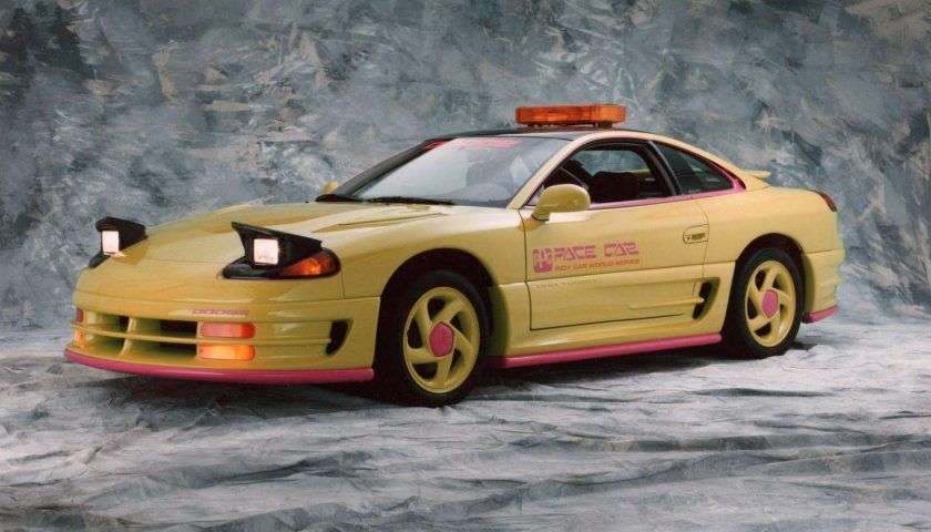 dodge stealth  ppg pace car ppg pace cars