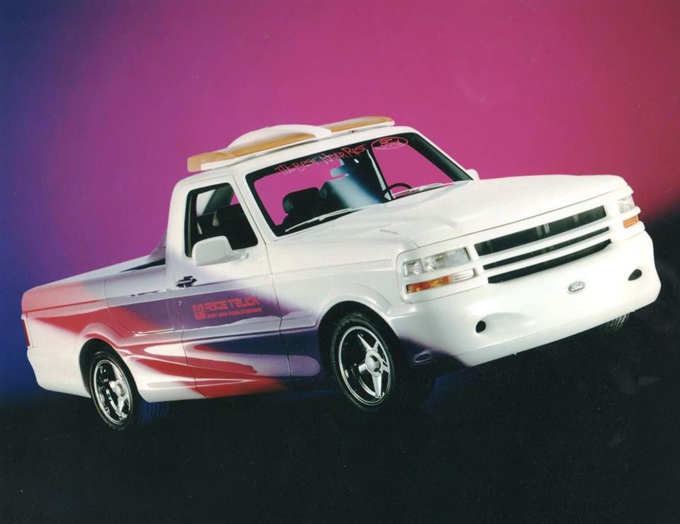 Ford F150 PPG Pace Truck 1991