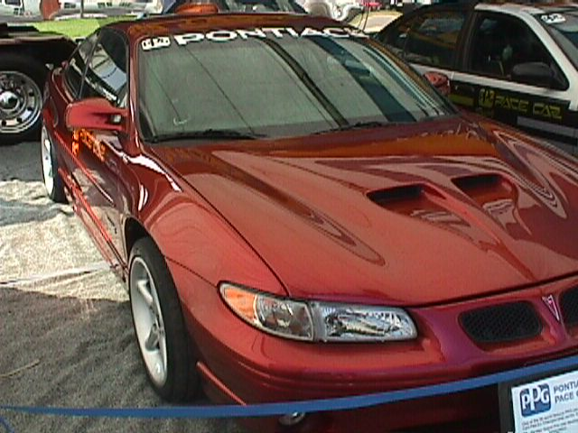 Pontiac Grand Prix 1997 PPG Pace Car