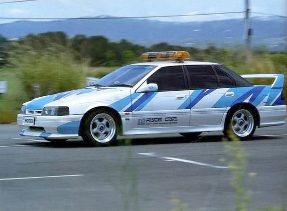 Ford Falcon 1992 PPG Pace Car
