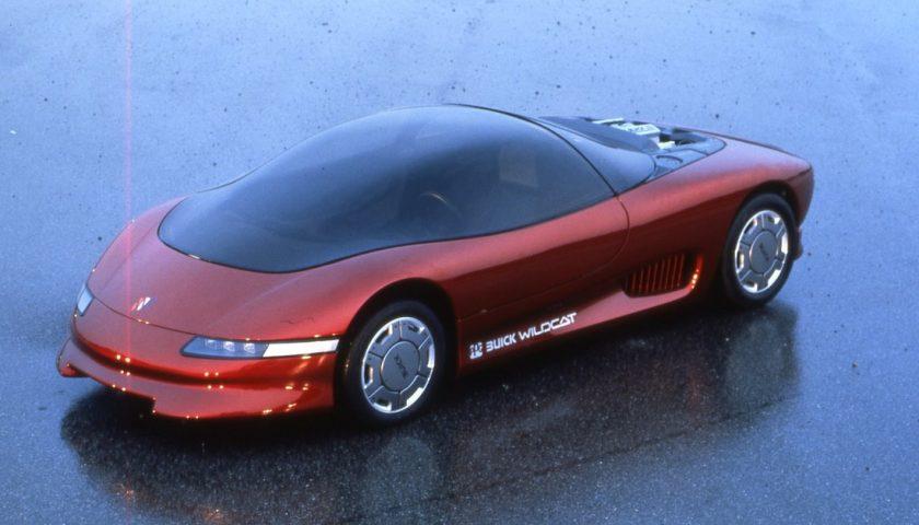 buick wildcat 1985