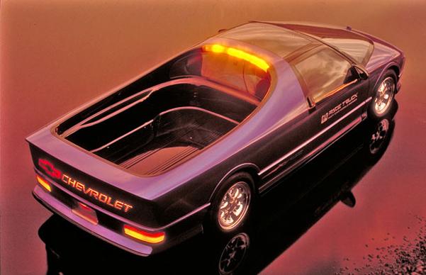 Chevrolet XT2 Concept 1989 PPG Pace Car