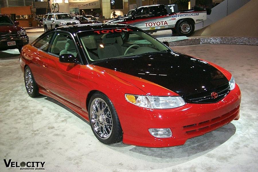 Toyota Solara PPG Pace Car
