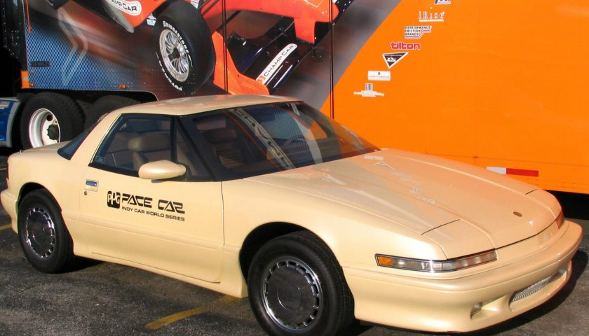 PPG Buick Reatta Pace Car