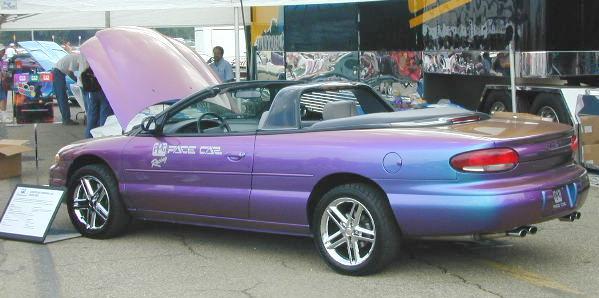 PPG Chrysle Sebring Pace Car