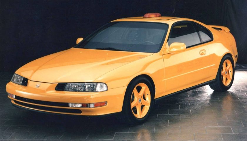 Honda Prelude - 1992 PPG Pace Car