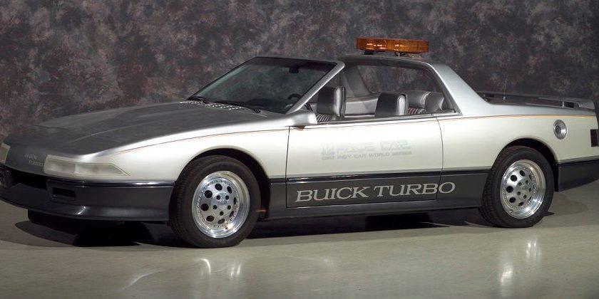 Buick Skyhawk Turbo 1983 PPG pace car