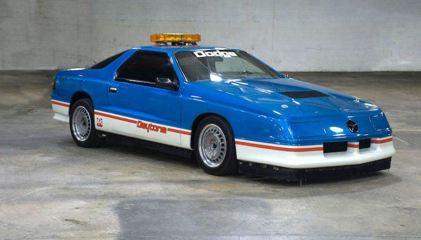 Dodge Daytona Turbo Z PPG Pace Car
