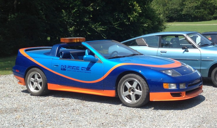 Nissan 300ZX Twin Turbo 1990 PPG Pace Car
