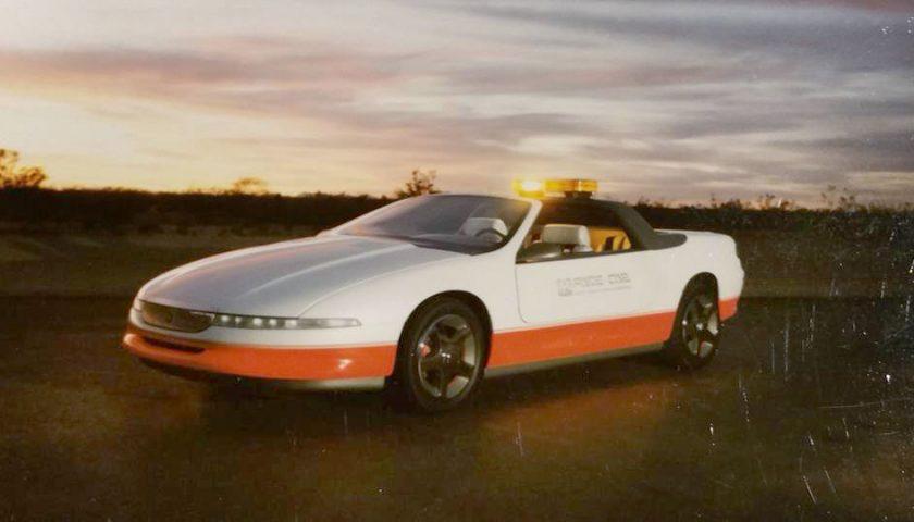 Chrysler-Le-Baron-Concept-pace-car-ppg