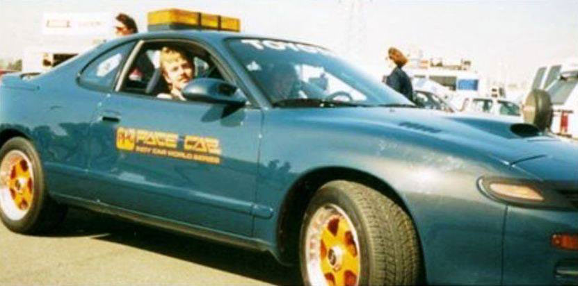 Toyota Celica all-trac PPG Pace Car