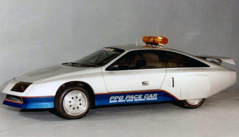 Dodge Charger PPG Pace Car