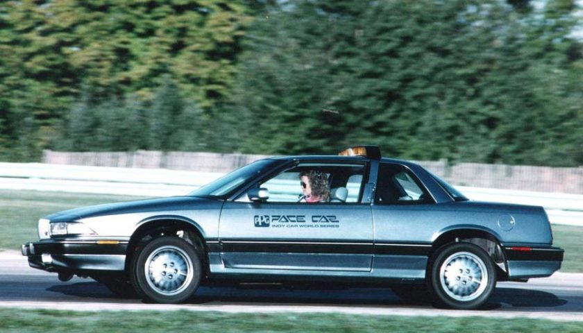 Buick Regal GS Convertible ppg pace car
